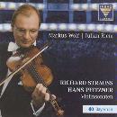 Markus Wolf - Violinsonaten: Richard Strauss und Hans Pfitzner
