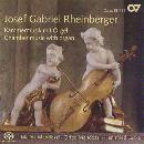 Suite für Violine,Cello & Orgel op.149