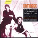 Amadeus Guitar Duo: Hommage