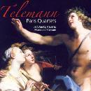 Details zu Telemann, Georg Philipp: Pariser Flötenquartette