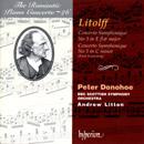 Concertos Symphoniques Nr.3 & 5 für Klavier & Orchester