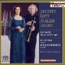 Jauchzet Gott: Kantaten für Sopran und Trompete von J. S. Bach, Krieger u.a