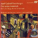 Der arme Heinrich op.37 (Singspiel in Versen für Kinder)