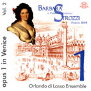 Details zu Strozzi, Barbara: Il Primo de Madrigali Venezia 1644