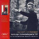 Herbert von Karajan - Salzburger Orchesterkonzerte 1957