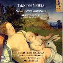 Merula, Tarquinio: Arie & Capricci