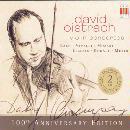 David Oistrach - Violinkonzerte (100th Anniversary Edition)