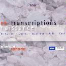 Details zu Renaissance transcriptions. Ensemble recherche spielt: Werke von Ockeghem, Dunstable, Kröll u.a