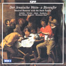 Bach, Johann Nicolaus: Der Jenaische Wein- & Bierrufer - Musical Humor with the Bach Family