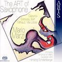 Details zu Mario Marzi spielt: Werke für Saxophon & Orchester von Glazunow, Debussy, Ibert u.a