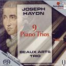 Klaviertrios H15 Nr.2,5-12