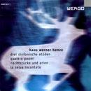 Henze, Hans Werner: Drei Sinfonische Etüden