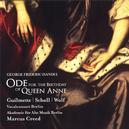 Händel, Georg Friedrich: Ode for the Birthday of Queen Anne HWV 74