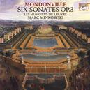 Details zu Mondonville, Jean-Joseph Cassanéa de : Sonaten op. 3 Nr. 1-6