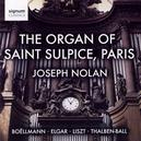 Joseph Nolan spielt die Orgel Saint Sulpice Paris