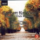 Lieder 'Sonnett für Wien'