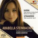 Arabella Steinbacher spielt Violinkonzerte
