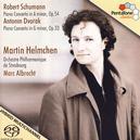 Martin Helmchen - Dvorak/Schumann