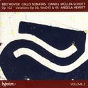 Cellosonaten Vol.2