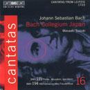 Bach, Johann Sebastian: Cantatas 16