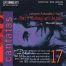 Bach, Johann Sebastian: Cantatas 17