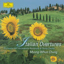 Monteverdi, Claudio: Italian Overtures