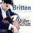 Suiten für Cello solo Nr.1-3 (opp.72,80,87)