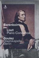 Franz Liszt - Klavierkonzerte: Daniel Barenboim & P. Boulez