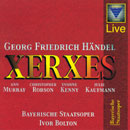 G. F. Händel: Xerxes: Bayerische Staatsoper