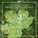 Sämtliche Violinkonzerte Vol.5