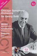 Chicago Symphony Orchestra spielt: Werke von Mozart, Tchaikovsky & Debussy