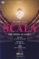 Details zu Theatro alla Scala - The Opera Classics: Werke von Mozart, Donizetti & Verdi