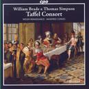 Details zu Taffel Consort: Werke von Brade & Simpson