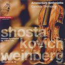 Details zu Amsterdam Sinfonietta spielt : Werke von Shostakovich & Weinberg