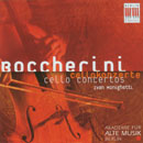 Boccherini, Luigi: Cello Concertos