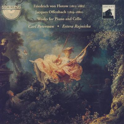 Details zu Werke für Klavier & Cello: von Flotow & Offenbach