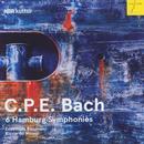 Details zu Bach, Carl Philipp Emanuel: 6 Hamburg Sinfonien