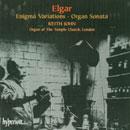 Enigma-Variations op.36 für Orgel