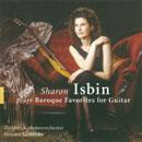 Sharon Isbin: plays Baroque Favorites for Guitar