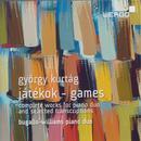 Jatekok (Spiele) für Klavier Vol.1