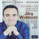 Jörg Widmann - Klarinettenkonzerte
