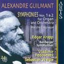 Details zu Guilmant, Felix Alexandre: Symphonies Nos. 1 & 2