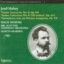 Violinkonzerte Nr.3 & 4