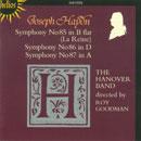 Symphonien Nr.85-87