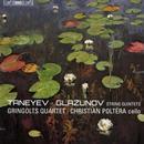 Tanejew & Glasunow: Streichquintette