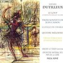 Dutilleux, Henri: Lieder und Orchesterwerke