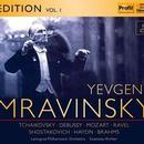Details zu Evgeny Mravinsky Edition Vol.1: Werke von Tschaikowsky, Haydn, Mozart, u.a.