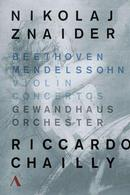 Details zu Beethoven, Ludwig van und Mendelssohn, Felix: Konzerte Für Violine Und Orchester
