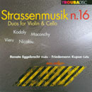 Strassenmusik n.16: Duos for Violin & Cello