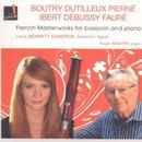 Details zu Französische Meisterwerke für Fagott und Klavier: Werke von Faure, Ibert, Debussy, u.a.